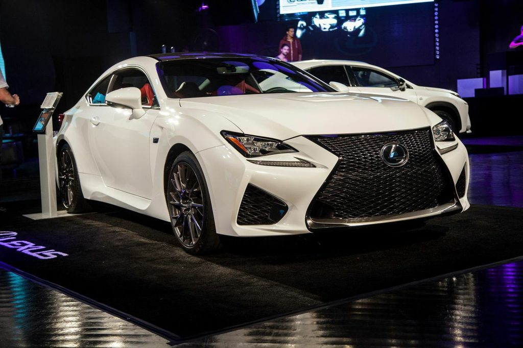 The 2015 Lexus RC F @ Out Magazine Rock Out Event Presented by Lexus