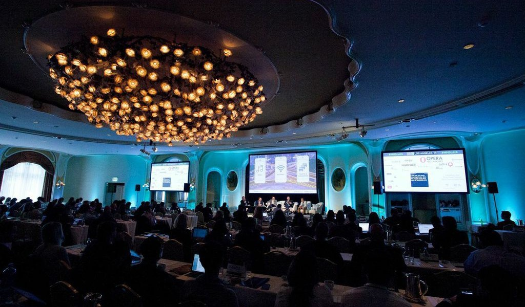 The Mobile Summit 2015 in Los Angeles, at The Beverly Hills Hotel