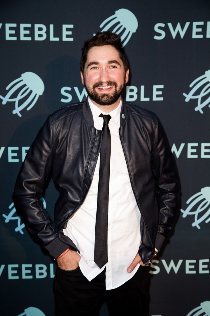 Jason Zuccari attends the Sweeble launch event at the TCL Chinese Theatre on June 11, 2015