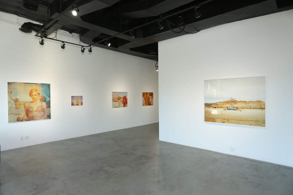 The Desert Voices opening exhibition at De Re Gallery on Thursday, July 16