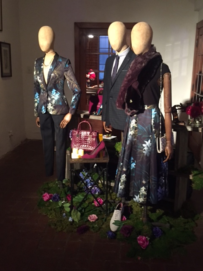 Ted Baker AW15 Preview Collection at the Carondelet House on August 12th, 2015