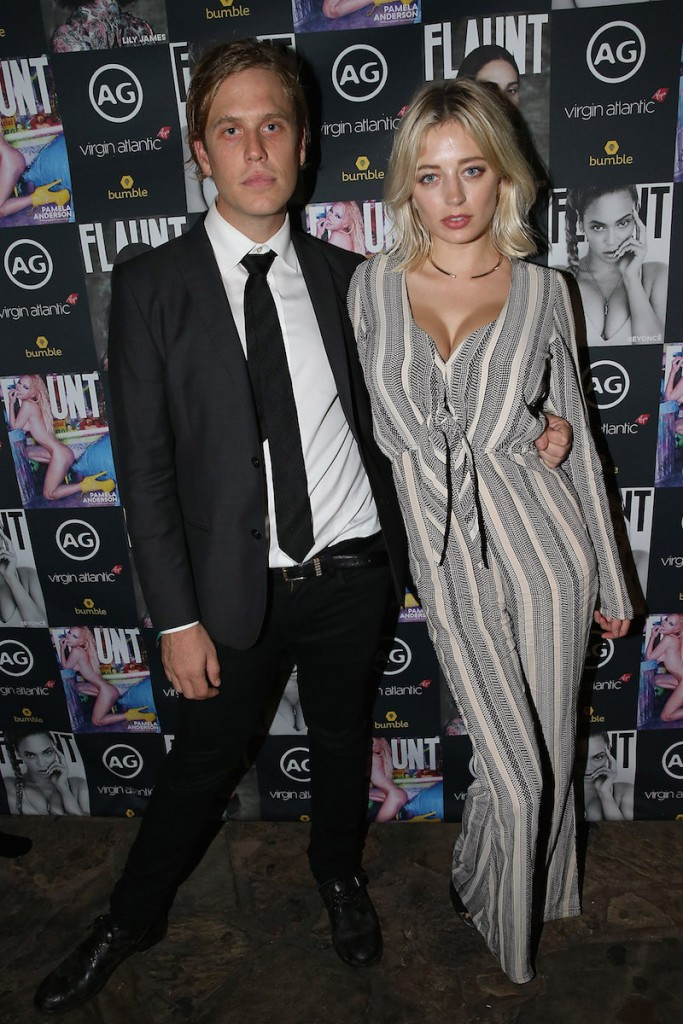 Flaunt Magazine And AG Celebrate The LA launch Of The CALIFUK Issue At The Hollywood Roosevelt