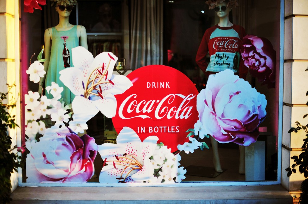 A general view of the atmosphere at the Launch Party for WILDFOX Loves Coca-Cola Capsule Collection on October 22, 2015 in West Hollywood, California