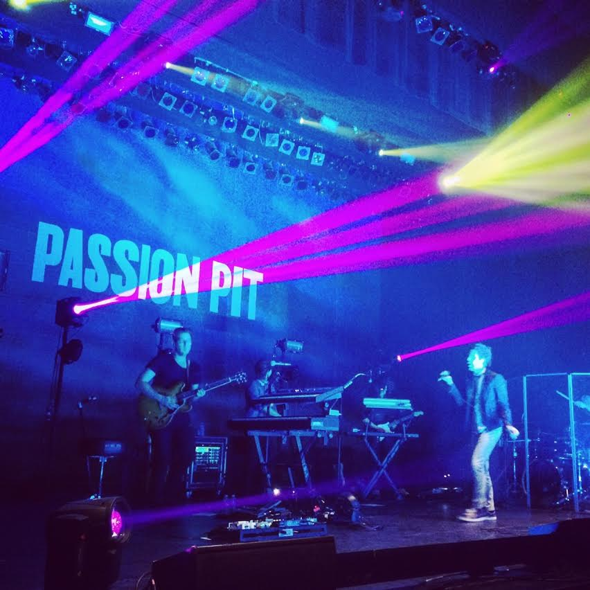 Passion Pit @ The Wiltern