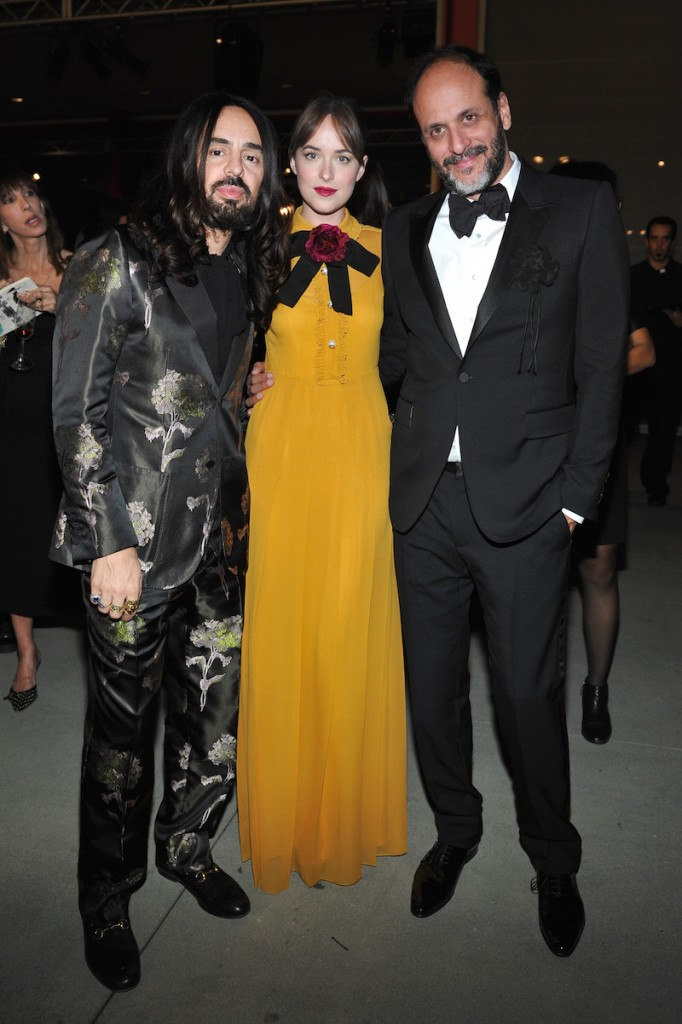LACMA 2015 Art+Film Gala Honoring James Turrell And Alejandro G IÒ·rritu, Presented By Gucci