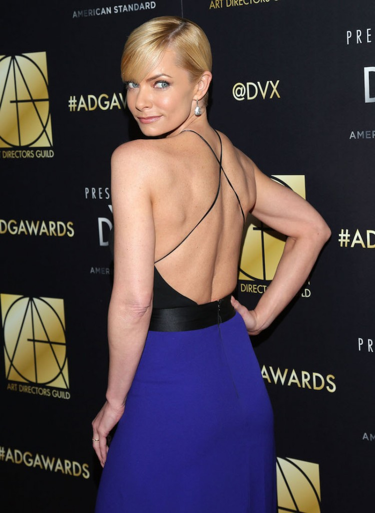 Jaime Pressly attends the 20th Annual Art Directors Guild Excellence In Production Design Awards