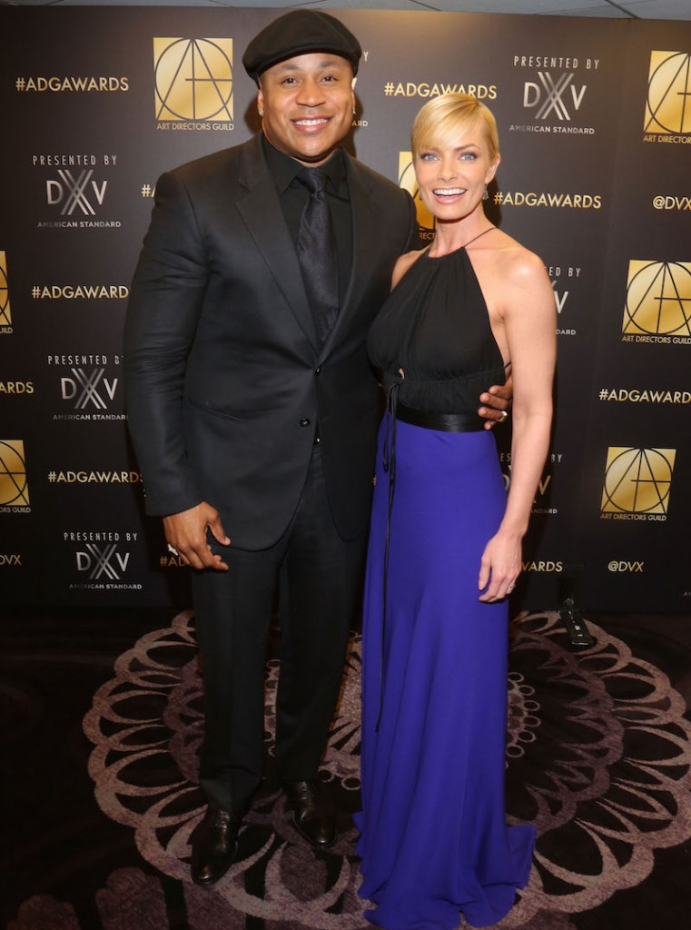 LL Cool J and Jaime Pressly attend 20th Annual Art Directors Guild Excellence In Production Design Awards