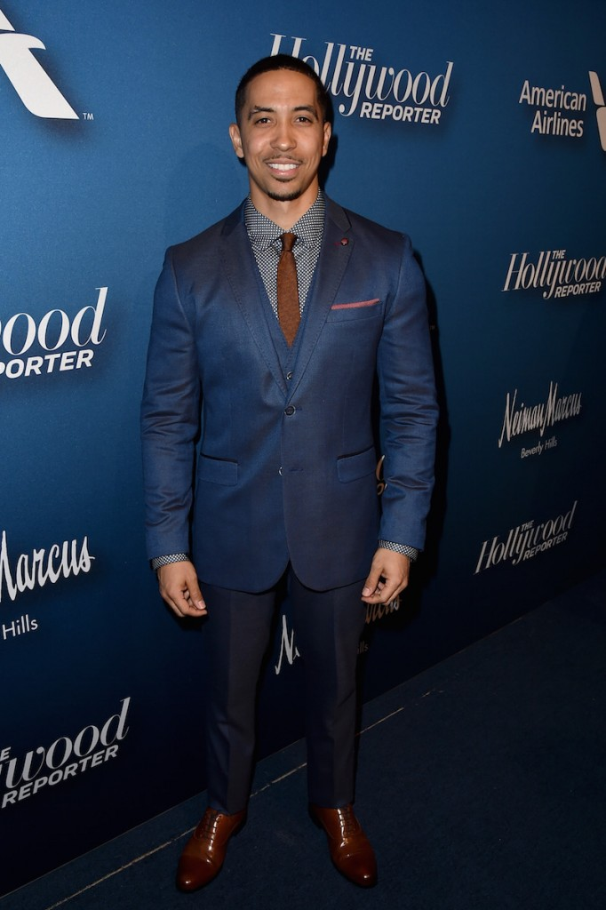 Actor Neil Brown Jr. attends The Hollywood Reporter's 4th Annual Nominees Night at Spago on February 8, 2016 in Beverly Hills, California