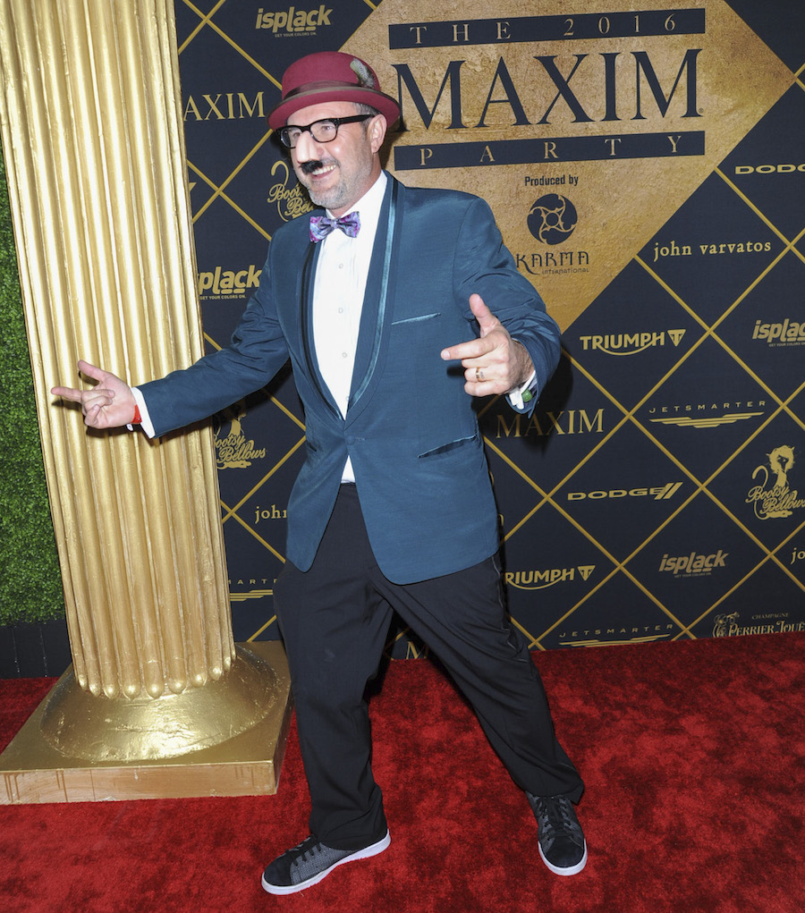 David Arquette attends The 2016 Maxim Party With Bootsy Bellows at Treasure Island on February 6, 2016 in San Francisco, California