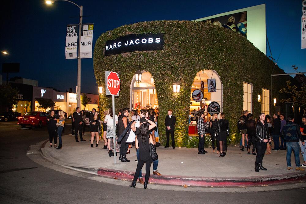 MARC JACOBS & NYLON CELEBRATE: #PATCHMARC IN LA