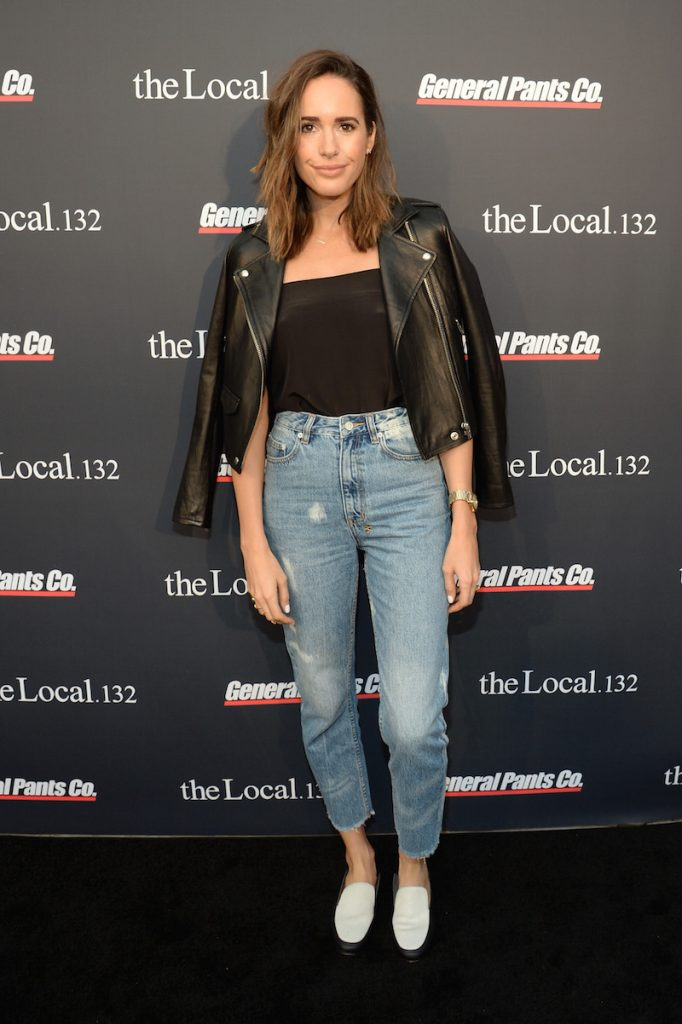 Louiise Roe attends The Local 132 By General Pants Co.Store Launch Los Angeles on June 9, 2016 in Los Angeles, California