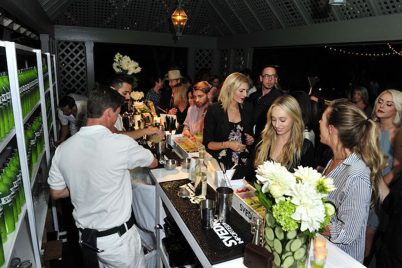 SVEDKA Vodka Celebrates the Launch of Cucumber Lime at SVEDKA's Country Club