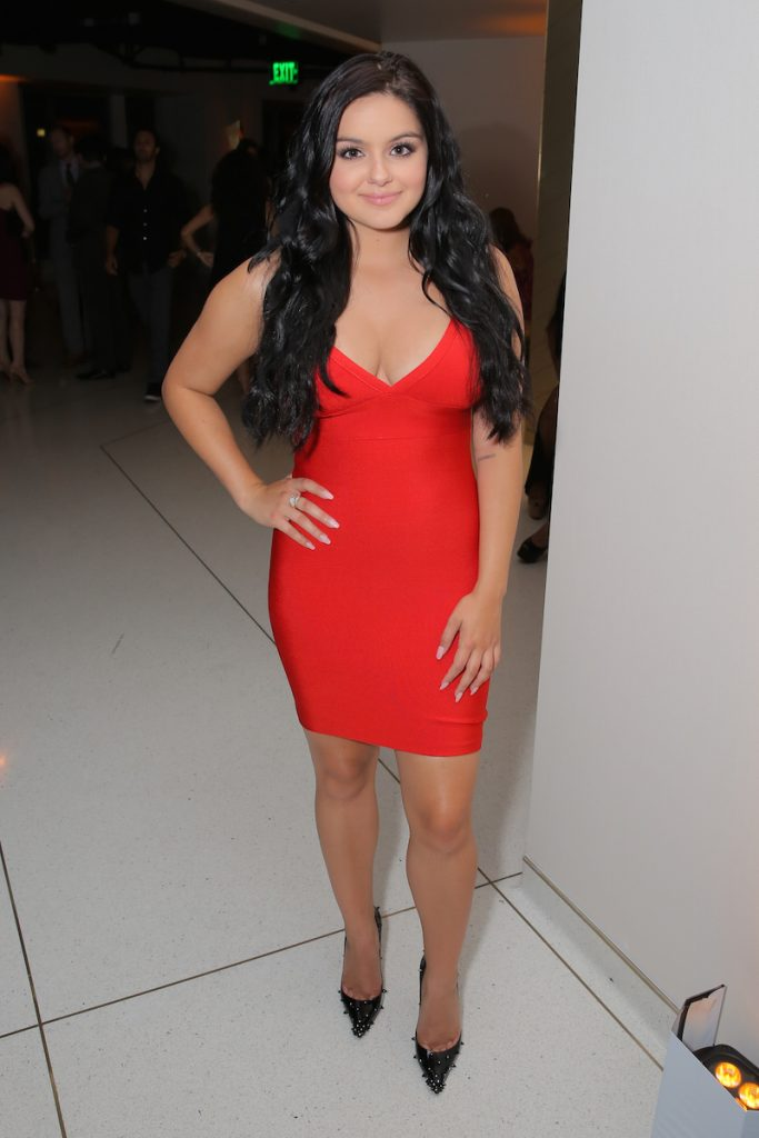 Ariel Winter at OUE Skyspace LA Launch hosted by Kendall Jenner