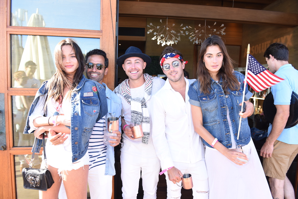 the Bootsy Bellows 'Red, White and Bootsy' Bash, hosted by John Terzian and The h.wood Group in honor of the 4th of July yesterday at Nobu Malibu on Monday, July 4th, in Malibu, California