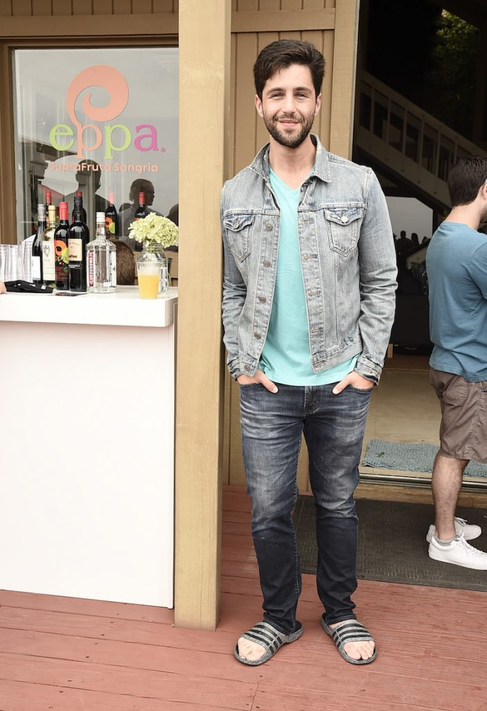 Actor Josh Peck at the Kia Beach House Fourth of July Weekend Kickoff presented by American Supply Company on Friday, July 1, 2016 in Malibu, Calif.