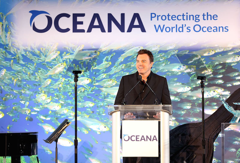 Seth MacFarlane hosts Oceana's Sea Change Summer Party 2016 held on Saturday, July 30, 2016, in Laguna Beach, Calif.