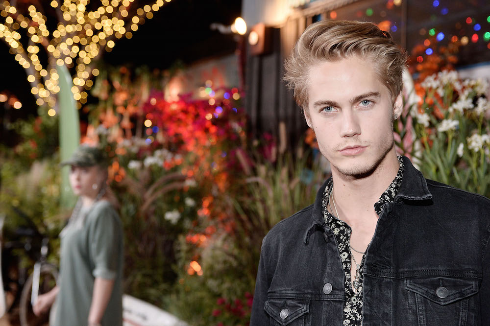 Neels Visser attends 14th Annual Teen Vogue Young Hollywood with American Eagle Outfitters on September 23, 2016 in Malibu, California