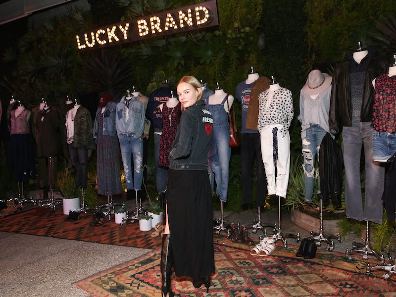 LUCKY BRAND PRESENTS : THE GREAT ESCAPE SPRING 2017 PREVIEW