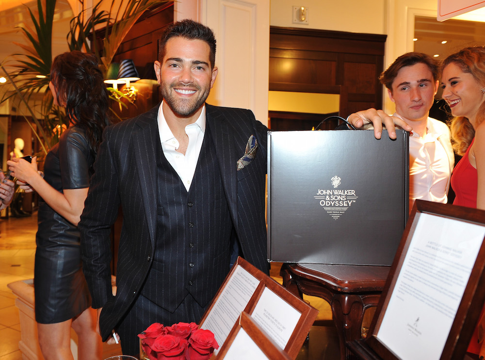 Actor Jesse Metcalfe attends