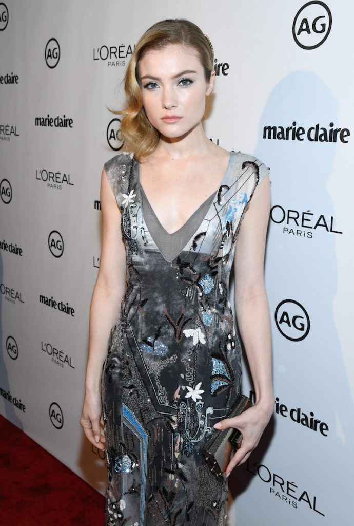 Actress Skyler Samuels attends Marie Claire's Image Maker Awards 2017 at Catch LA on January 10, 2017 in West Hollywood, California
