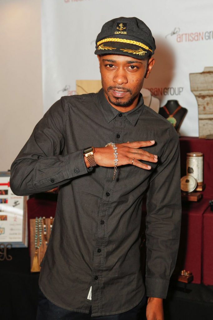 Keith Stanfield attends the GBK Premiere Gifting Event of the Golden Globe Awards' Weekend at the P
