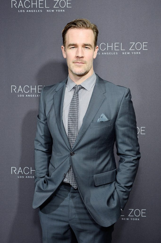James Van Der Beek attends Rachel Zoe's Los Angeles Presentation at Sunset Tower Hotel on February 6, 2017 in West Hollywood, California