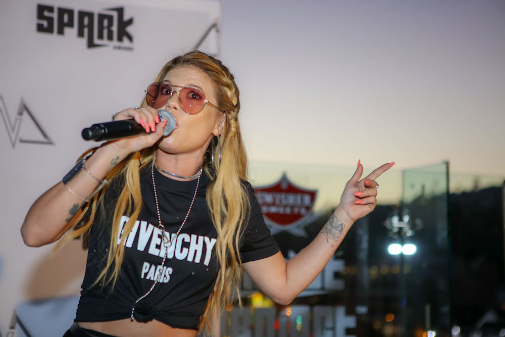 Swisher Sweets Artist Project honors Chanel West Coast with SPARK Award at The London West Hollywood