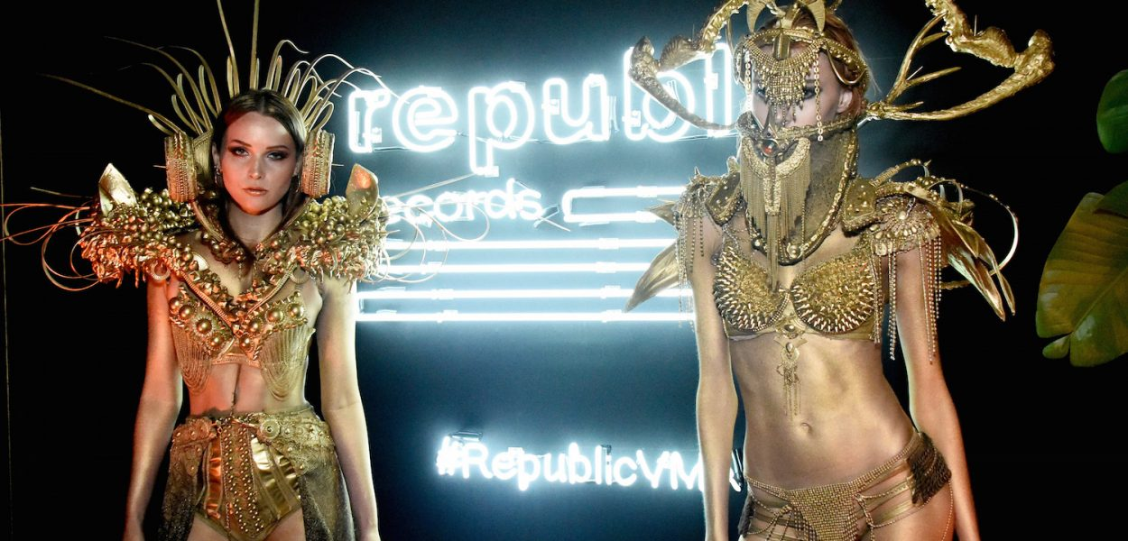 Republic Records and Cadillac Host the MTV VMA After-Party at TAO with Performances from DNCE, Post Malone and DJ Set by Nick Cannon