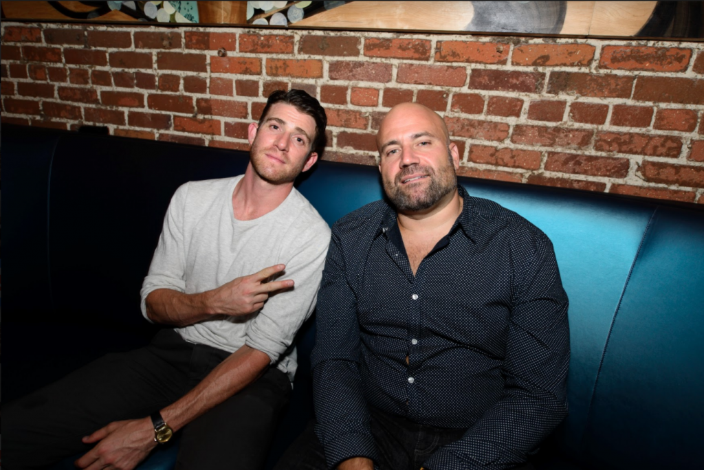 Actor Bryan Greenberg attended acclaimed restaurant Mama Lion's Private Debut of its supperclub, which is poised to  be L.A.'s newest nightlife hotspot.
