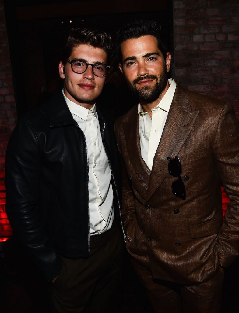 Gregg Sulkin and Jesse Metcalfe at Variety's Power of Young Hollywood, Los Angeles, CA
