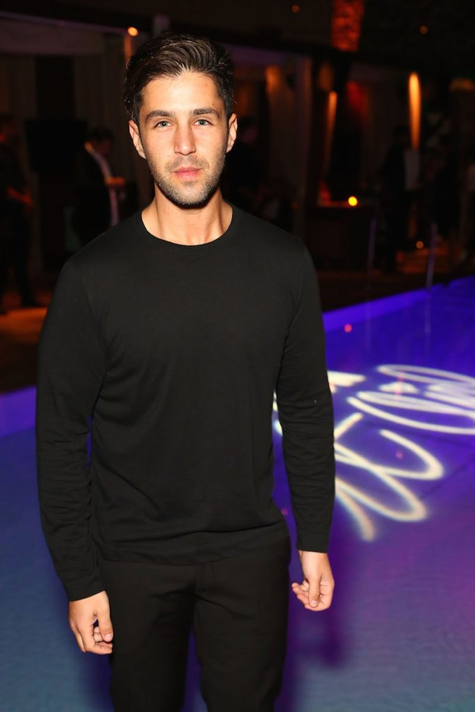 Josh Peck attends NYLON's It Girl Party at The Highlight Room at the Dream Hollywood on October 12, 2017 in Hollywood, California