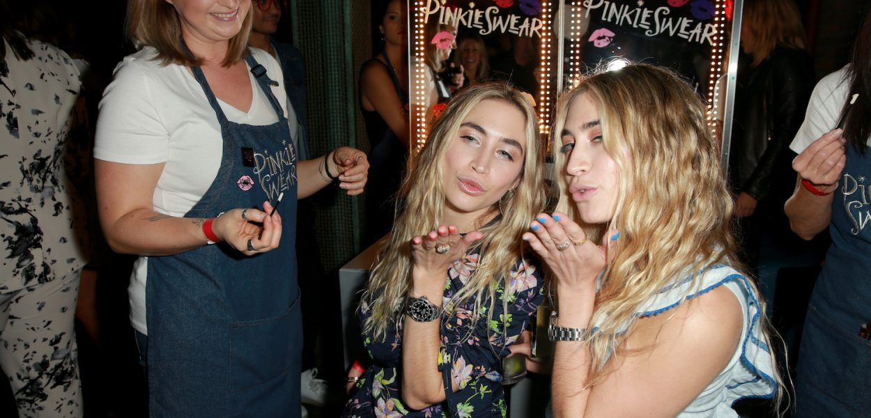 NYLON hosts it's Annual Star-Studded Young Hollywood Party at Avenue Los Angeles
