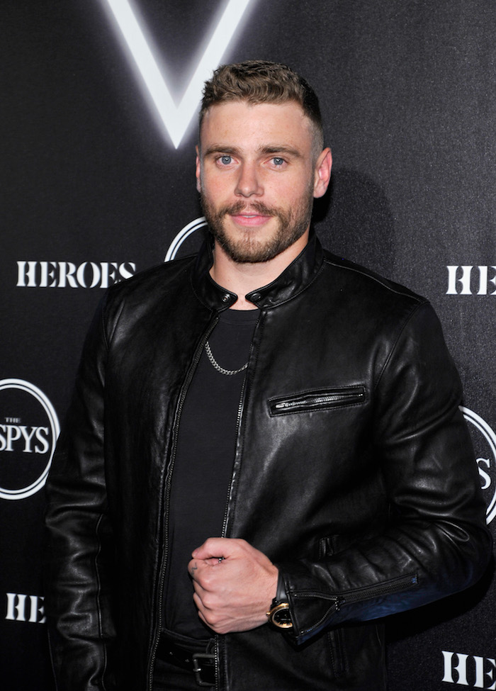Gus Kenworthy attends HEROES at The ESPYS at City Market Social House on July 17, 2018 in Los Angeles, California