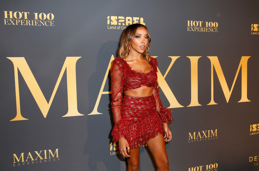 Tinashe attends The 2018 Maxim Hot 100 Party at Hollywood Palladium on July 21, 2018 in Los Angeles, California