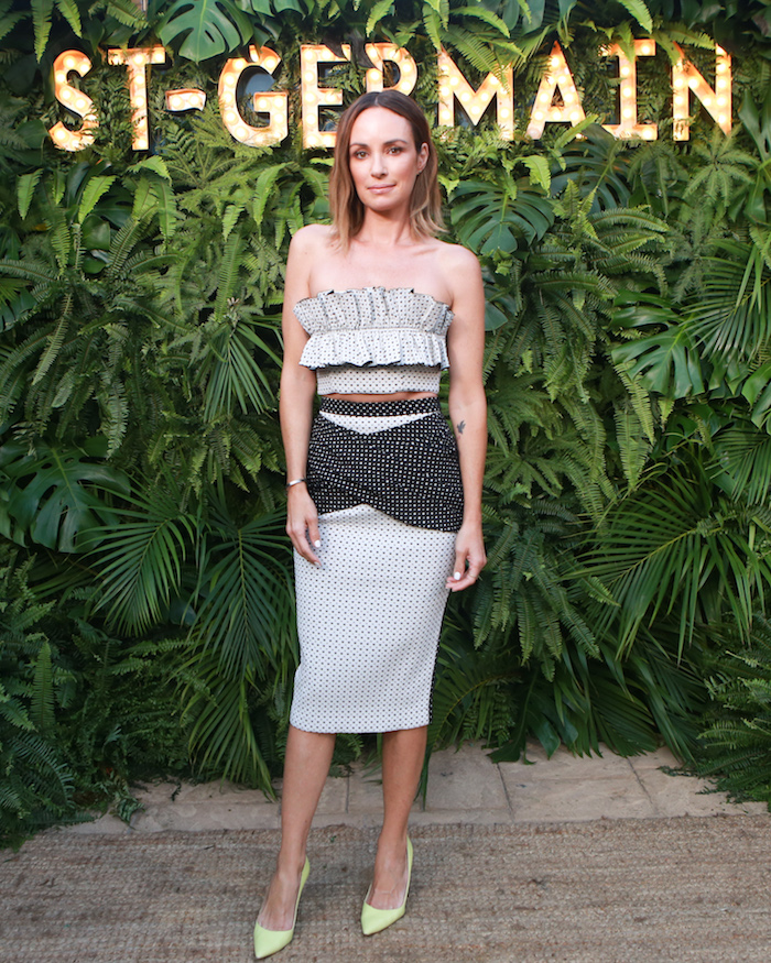 Catt Sadler at the 2nd Annual Maison St Germain LA Celebration hosted by Kate Young