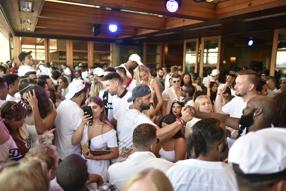 'Red, White and Bootsy' July 4th Bash, presented by The h.wood Group, powered by Pacsun & Tommy Jeans, and specialty sips by Avión Reserva 44 Tequila, at Nobu Malibu on Wednesday, July 4th, in Malibu, California