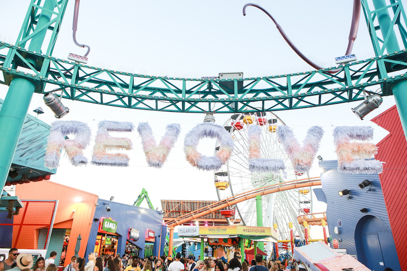 REVOLVE Carnival: with special performance by YG and DJ set by Snoop Dogg