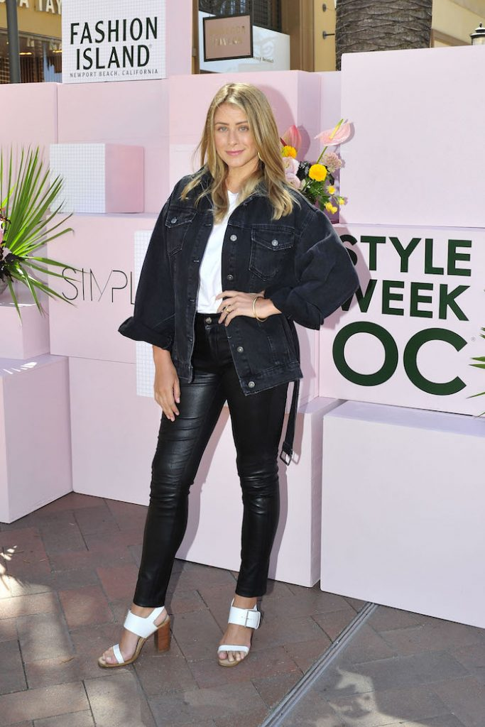 Lo Bosworth at Simply and Fashion Island Celebrate StyleWeekOC