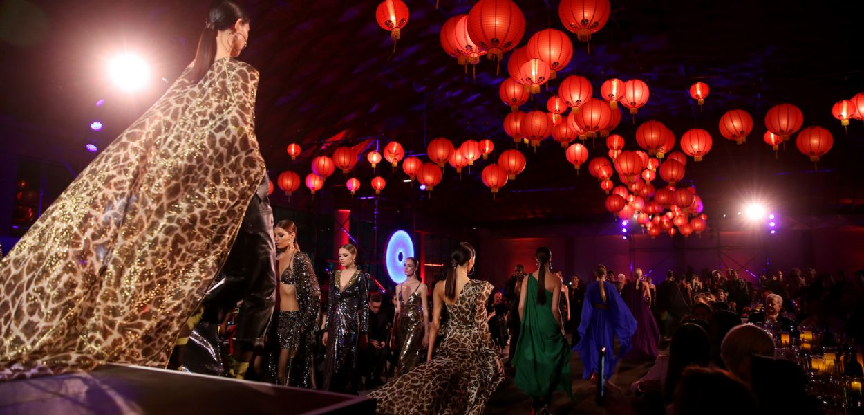 Peter Dundas for DUNDAS Unveiled his latest Collection at The Art Of Elysium 12th Annual HEAVEN Gala