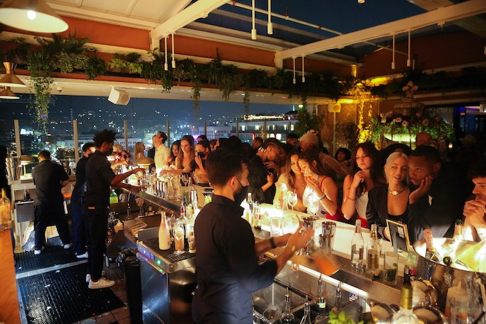 Thompson Hollywood Grand Opening Party at Bar Lis